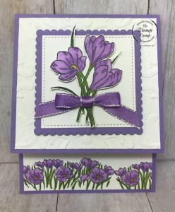Stepped Up Wow Easter Promise Card