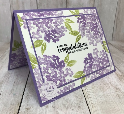 The Beautiful Friendship stamp set has the perfect sentiments and flowers to create quick and easy simple stamping cards. Details are on my blog here: https://wp.me/p59VWq-aV0 . #simplestamping #beautifulfriendship #thestampcamp #stampinup