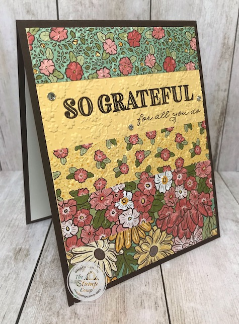 Quilting cards with the Ornate Garden Specialty Designer Series Paper oh so simple and love the results. Check it out my blog here: https://wp.me/p59VWq-aTd . #stampinup #ornategarden #thestampcamp