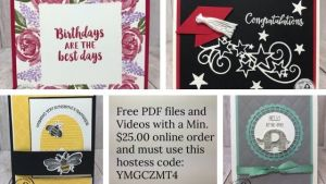 Stampin' Up! and Stamp Camp News