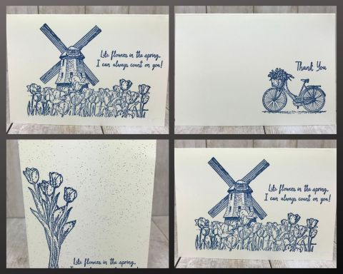 Winds of Change Simple Stamping cards created by team mate Belinda Koroleski. Details can be found on my blog here: https://wp.me/p59VWq-aZ8. #simplestamping #stampinup #thestampcamp