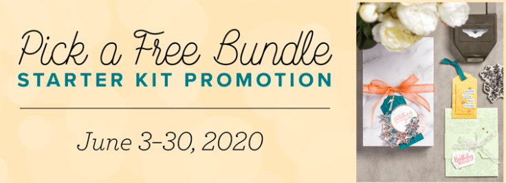 Pick a FREE Bundle when you sign on by June 30, 2020! Great deal! See my blog here: https://wp.me/p59VWq-bjj
