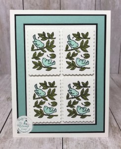 More Posted For You Postage Stamp Cards!