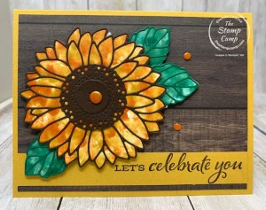 Bonus Card #4 for Celebrate Sunflowers Bundle