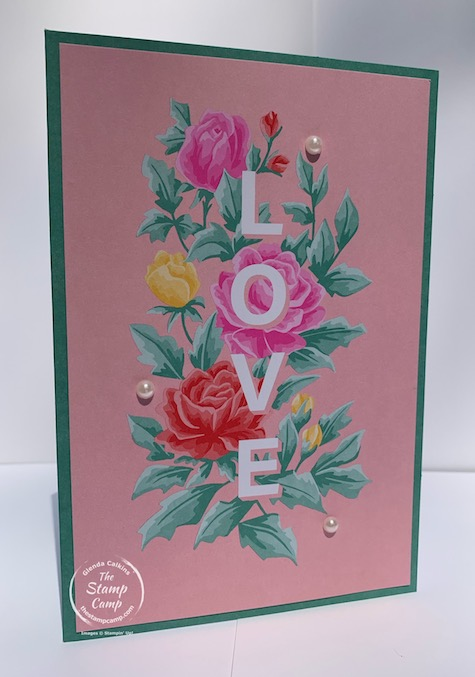 Simple Stamping couldn't get any easier than using the Flowers for Every Season Memories and more cards and envelopes paired with the Flowers for Every Season Memories and More card pack. The cards in the Flowers for Every Season Memories and More card pack are so beautiful all you need to do is attach them to a card and add some bling and you are done! How easy is that? Details are on my blog here: https://wp.me/p59VWq-boN. #simplestamping #stampinup #thestampcamp #flowers