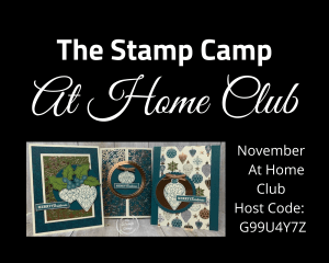 The Stamp Camp At Home Club Begins Today!