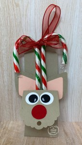 Make It Monday - Reindeer Treat Holder