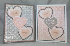 Technique Tuesday - Stamping with Embossing Folders