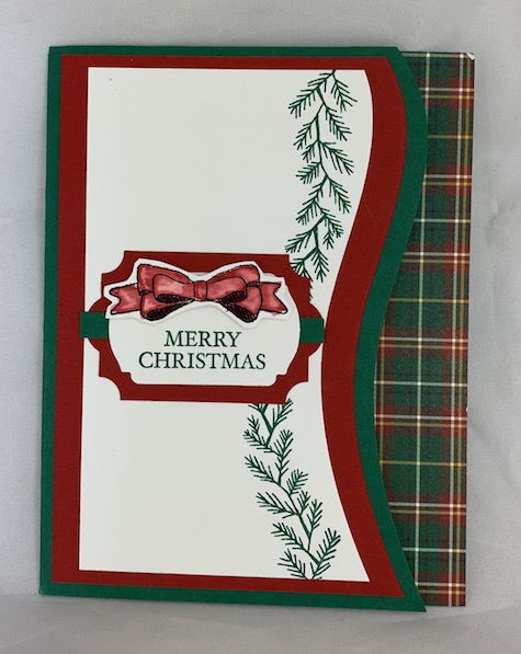 Handcrafted Cards Share 2020. I'm sharing with you some of the beautiful handmade Christmas cards we received this year. Oh how nice it was to go to mailbox and find something other than bills and Oh how pretty they all are. #stampinup #thestampcamp #christmascards #handmade