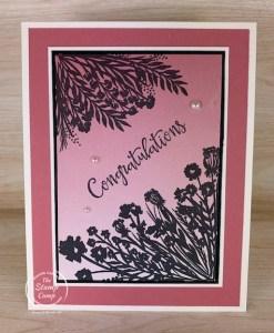 Free Sale-a-bration Corner Bouquet & Oh So Ombre