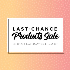 Retired List is OUT!  Discounted Products!