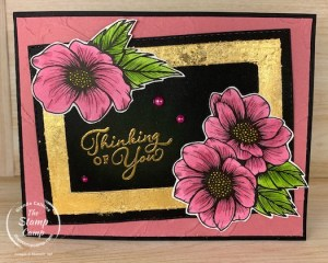 Technique Tuesday - Gilded Leafed Frames