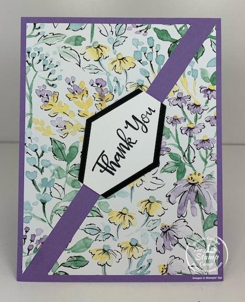 Hand Penned Designer Series Paper 2021