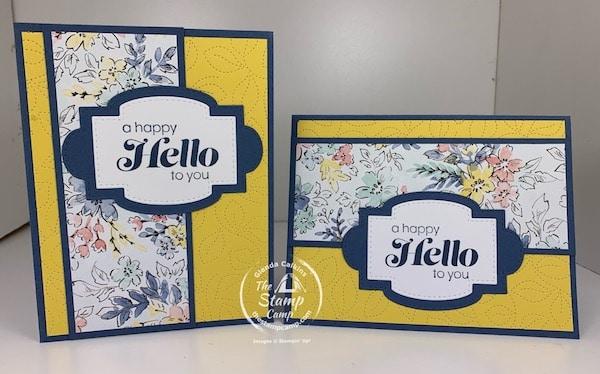 Hand Penned Designer Series Paper