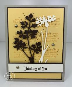 Do You Have The Quiet Meadow Bundle From Stampin' Up!