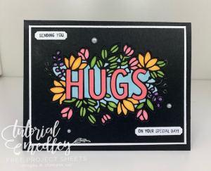 Sending Hugs Bundle 2021 - Your Special Day!