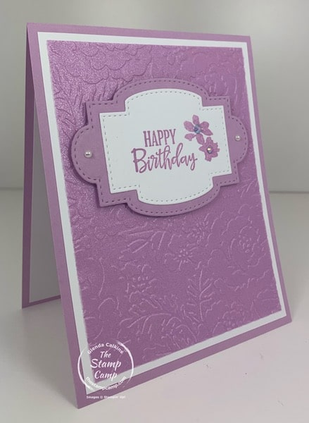 stampin up In colors 2021