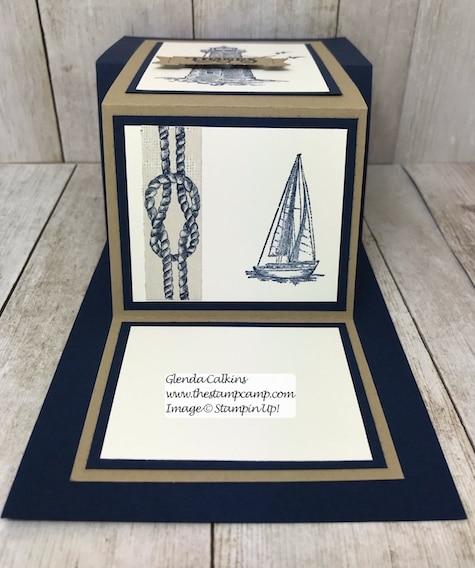 Sailing HOme Bundle Sailing Home Stamp Set