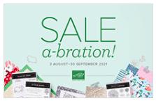 Stampin' Up! Sale-a-bration 2021