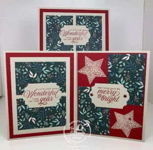 Another Tidings & Trimmings Bundle One Sheet Wonder!