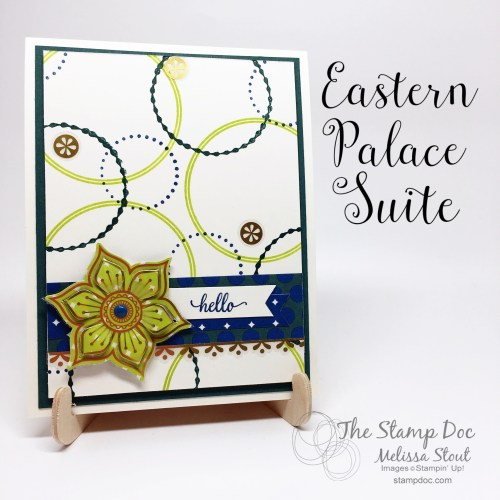 Sneak Peek of Eastern Palace Suite