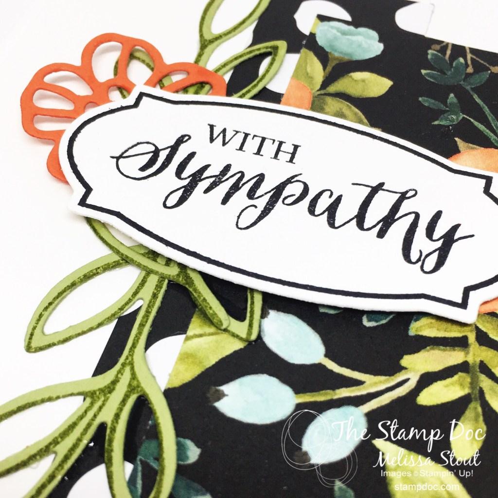 Sympathy TGIFC120 close-up