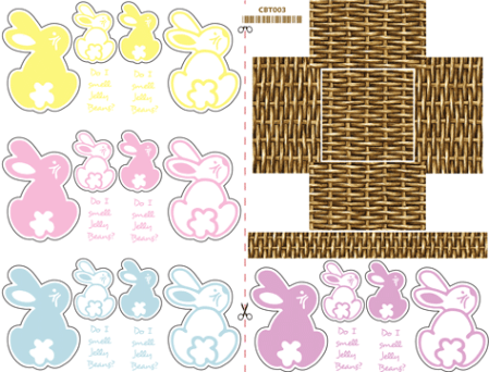 CBT003-Easter-Basket-Colored-Bunnies