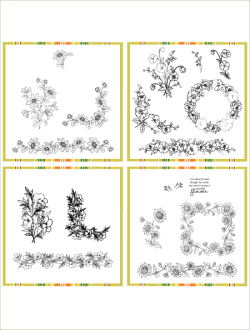Center Step Florals