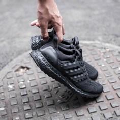 #2: Triple Black Ultra BOOST LTD (Photo: Adidas)
