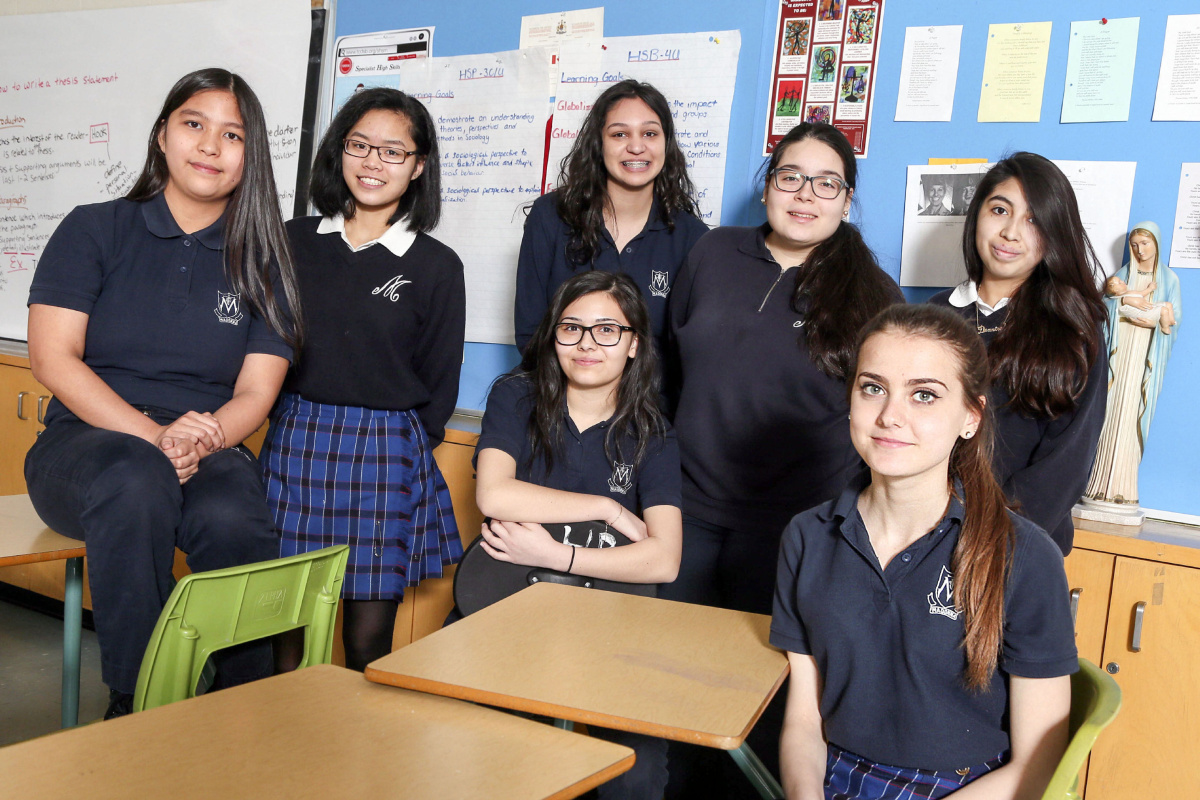 Toronto Students Create Emoji To Reflect Themselves