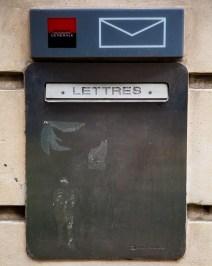 Postal Dropbox