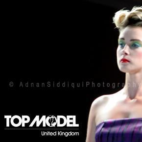 Top Model at The Hilton in London