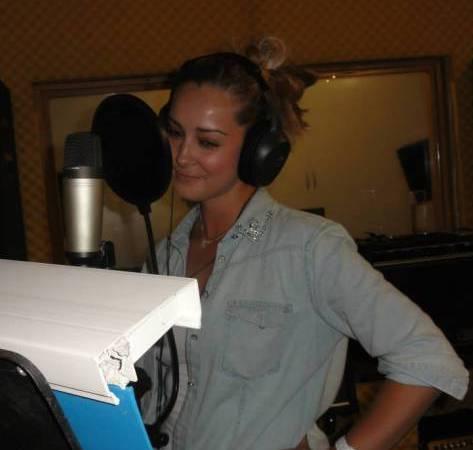 Recording at Algoa FM