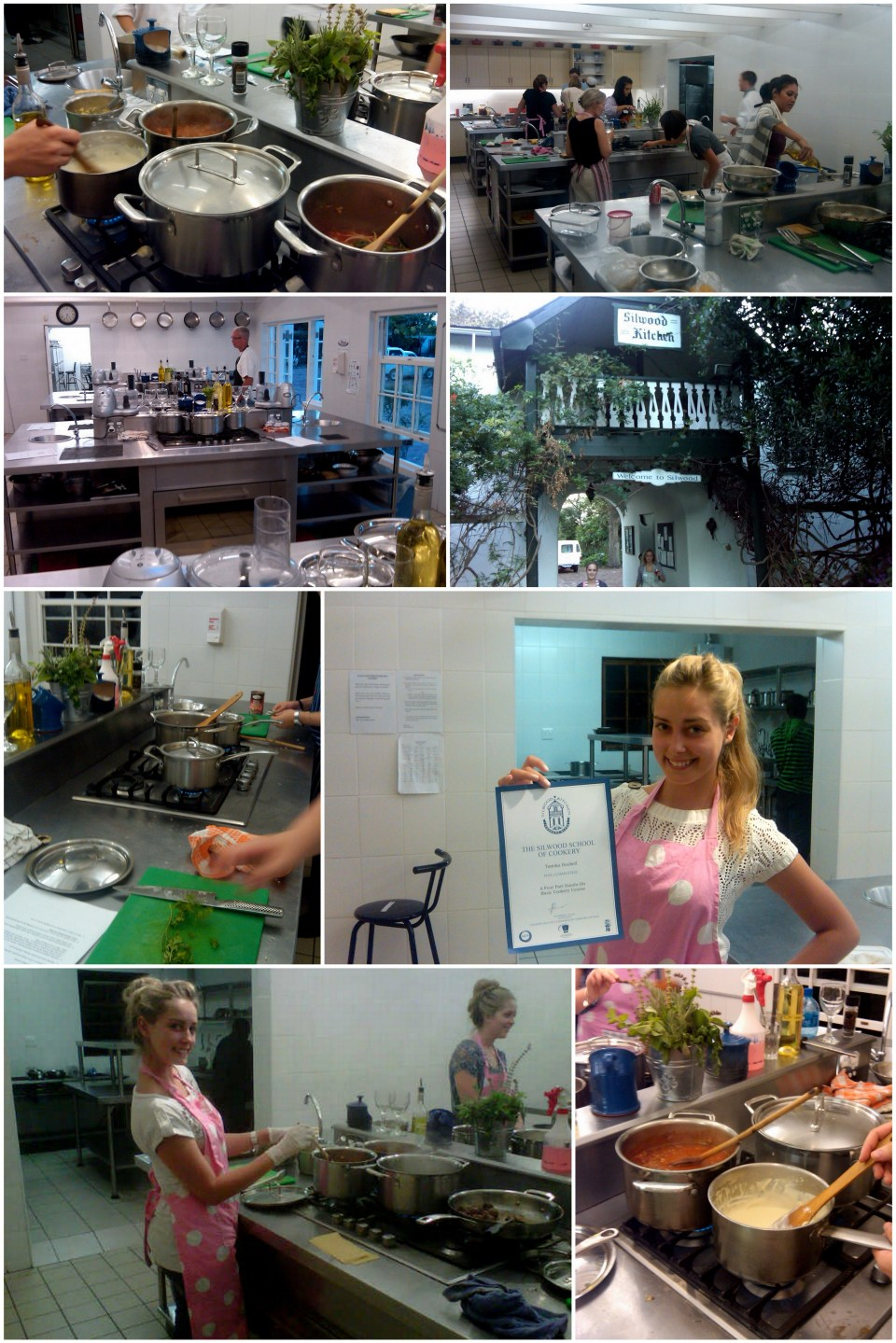 Silwood Cookery School (2)