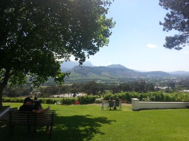 La Petite Ferme Franschhoek South Africa