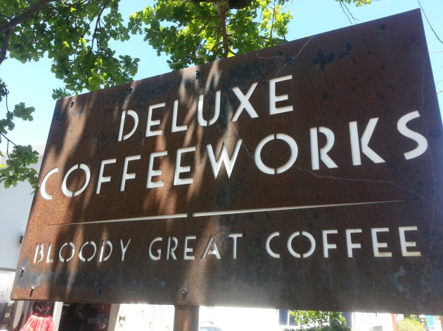 Deluxe Coffee Works Franschhoek Cape Town
