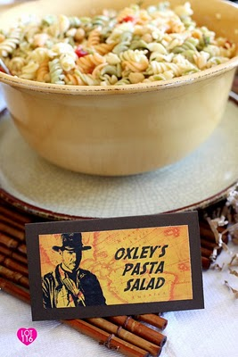 Indiana Jones Party Food Ideas