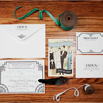 Great Gatsby Themed Occassions