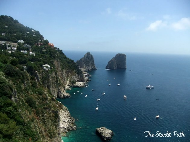 Capri Italy Travel