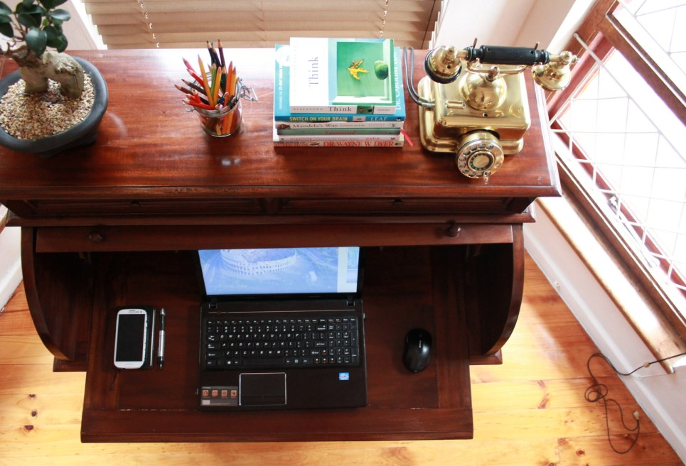 WeWork Dream Space  Rolltop Desk