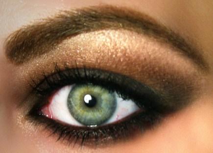 Eye Make Up For Green Eyes