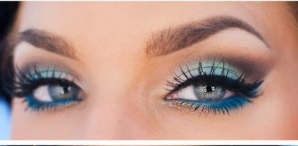 Eye Make Up For Blue Eyes