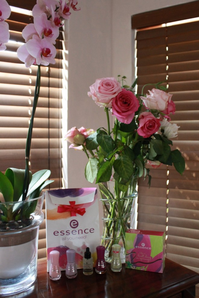 Essence Spring Giveaway with The Starlit Path South Africa!