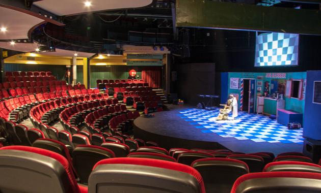 John Kani Theatre