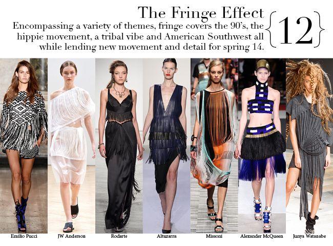 Fringe Trend SS14