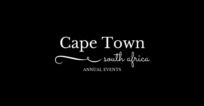 Annual Events in Cape Town