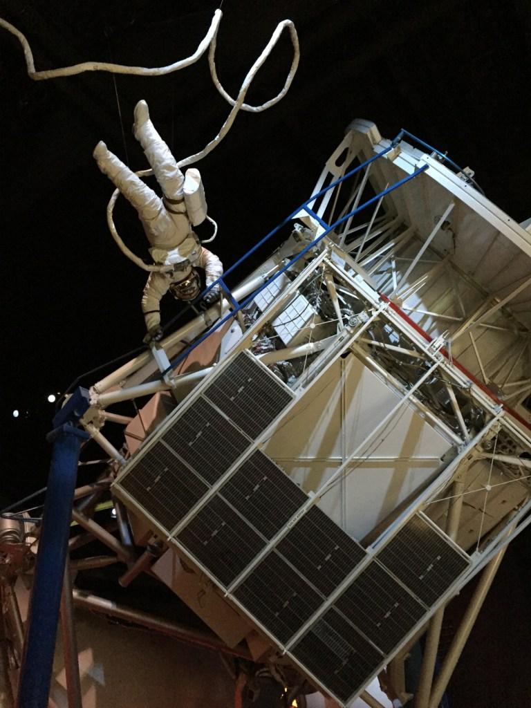 NASA's Johnson Space Centre