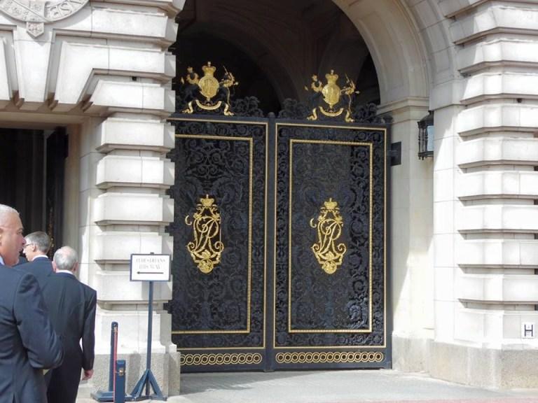 Buckingham Palace Royal Investiture
