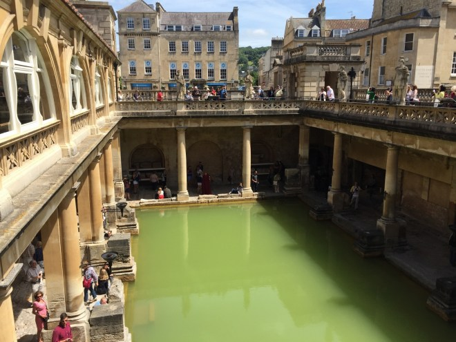 Every Tuesday Morning Until Sep 15, The Roman Baths Offer T'ai Chi On The Terrace for £4 a Class