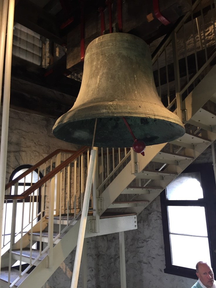 Bell of the tower